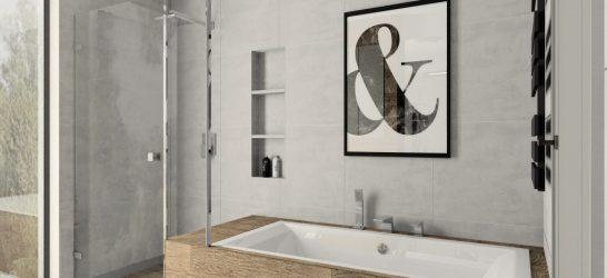 Projekt łazienki Gniezno
